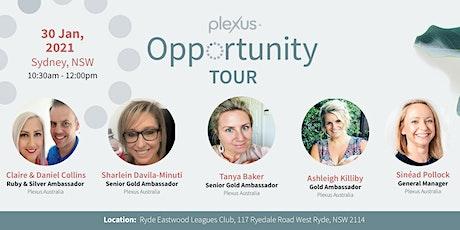 Plexus Opportunity Meeting - Sydney tickets