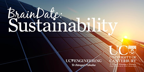 BrainDate: Sustainability tickets