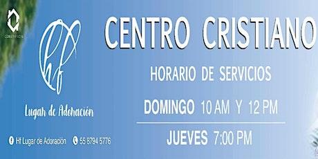 """Registro - 1er Culto  de """"PRIMICIAS """" Domingo 17 Enero 2021 entradas"""