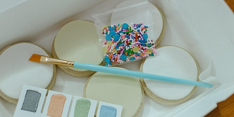 Kids 4-9 years cookie decorating class with Cakes by Carli tickets