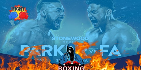 StREAMS@>! (LIVE)-JOSEPH PARKER V JUNIOR FA LIVE ON 11 DEC 2020 tickets