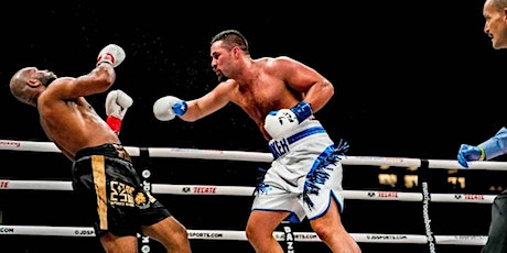 BoXing@!.JOSEPH PARKER V JUNIOR FA LIVE ON 11 DEC 2020 tickets