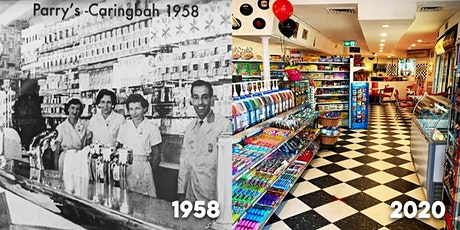 Greek Australian Milk Bars and Cafes: Past and Present tickets