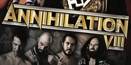 Annihilation 8 tickets