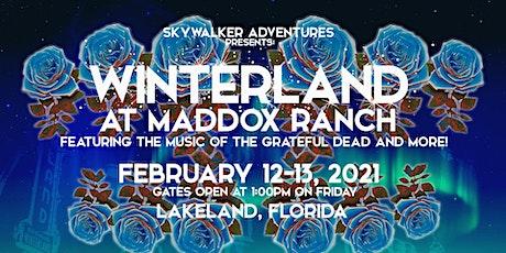 Winterland at Maddox Ranch tickets