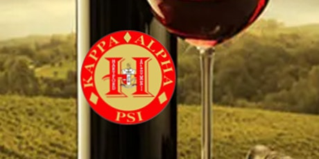 Kappa Alpha Psi  Htfd Alumni Virtual Wine Sip and More for Valentine's Day tickets