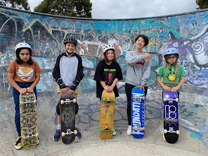 Free Beginner Skate Lessons Bentleigh image