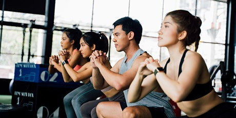 HIIT - IN PERSON (George Place) tickets