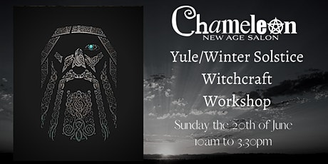 Yule/Winter Solstice Witchcraft Workshop tickets
