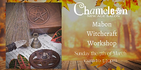 Witchcraft 101 Mabon Workshop tickets