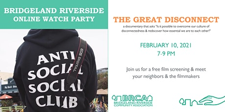 Bridgeland Riverside Online Watch Party tickets