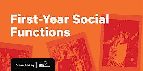 MSA C&E Social Functions: Bowling & Laser Tag tickets