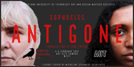 Antigone tickets