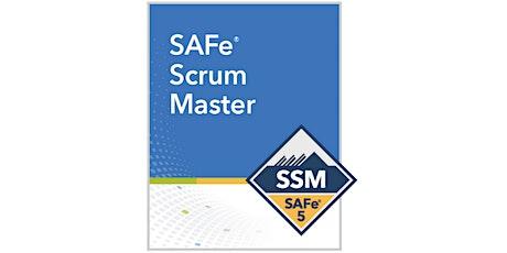 SAFe® Scrum Master 2 Days Training in Christchurch tickets