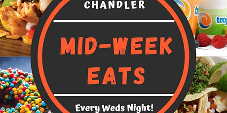 A Jan Chandler Mid-Week Eats Food Truck PopUP tickets