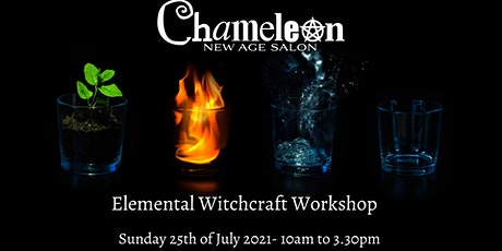 Elemental Witchcraft Workshop tickets