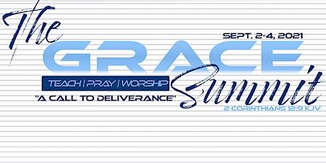 The Grace Summit 2021 tickets