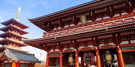 Japan - Virtual Asakusa Walking Tour tickets