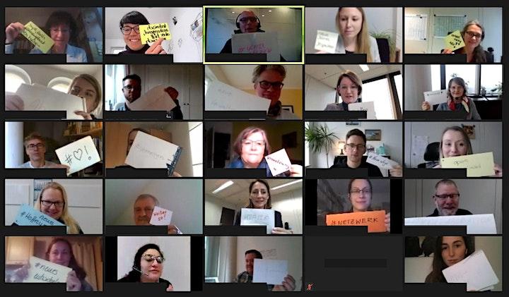 Regionales Online-Meetup der Verwaltungsrebellen: Bild