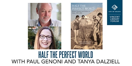 Half The Perfect World with Paul Genoni and Tanya Dalziell tickets