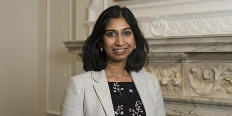 In Conversation with The Rt Hon Suella Braverman QC MP tickets