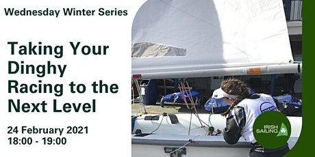 Wed Winter Series - 24 Feb 2021- Take Your Dinghy Racing to the Next Level tickets
