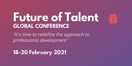 The Future of Talent: Paradigm shift in professional development tickets