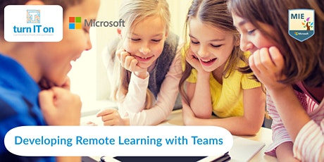 Developing Remote Learning with Teams tickets
