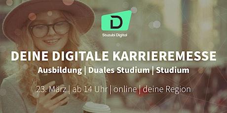 Stuzubi Digital - Stuttgart Tickets