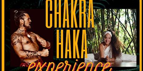 The Chakra haka experience tickets