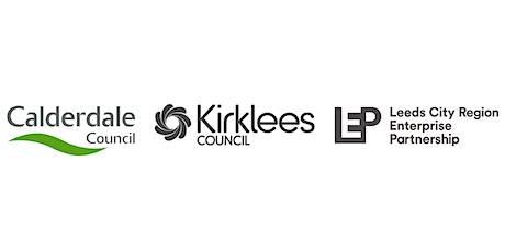 Business  Recovery Programme - Calderdale & Kirklees Companies tickets