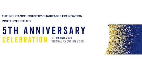 IICF UK 5th Anniversary Celebration  2021 tickets