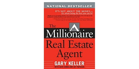 Book Review & Discussion :The Millionaire Real Estate Agent tickets