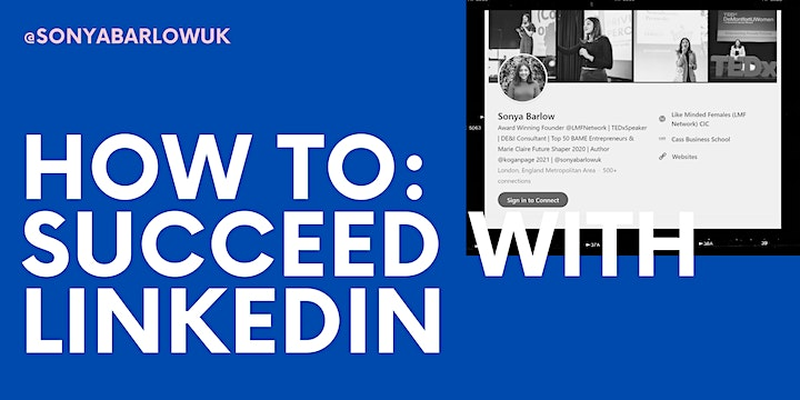 How to succeed with Linkedin image