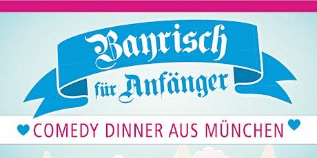 Kopie von Bayrisch für Anfänger - Mia San Mia Tickets