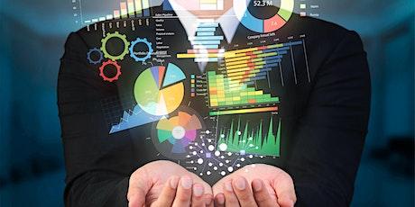 Visualiseer bedrijfsdata en deel inzichten binnen uw organisatie tickets