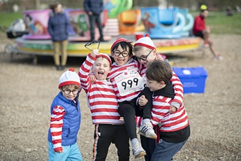 Peterborough Where's Wally? fun run 2020 tickets