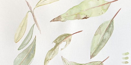 Watercolour 101  Summer Evenings with Lara Davies tickets