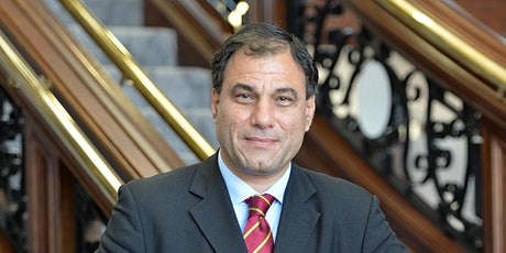 The Future of Visas and Immigration – with Lord Bilimoria tickets