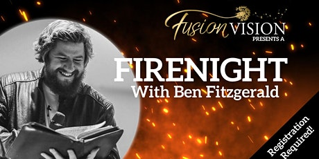 Fusion Fire Night //  Ben Fitzgerald tickets