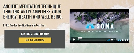 Boost your mood, energy & health with a FREE Breathwork Meditation (ONLINE) tickets