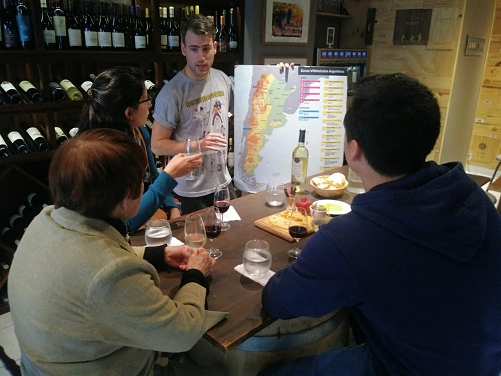 Imagen de Tour de Vinos Argentinos y Tapas en Palermo!