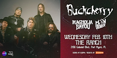 BUCKCHERRY - Fort Myers tickets