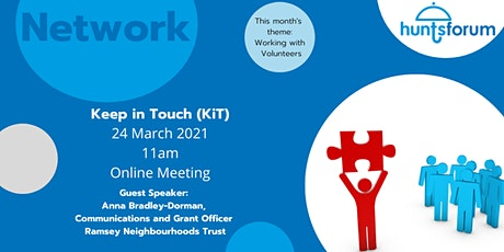 Keep in Touch Networking Meeting tickets