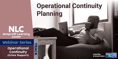 Operating in Crisis - Operational Continuity Planning tickets