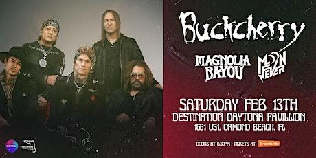 BUCKCHERRY - Ormond Beach tickets