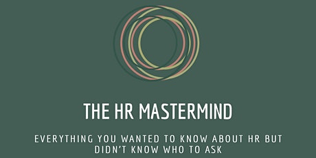 HR Mastery Workshop tickets