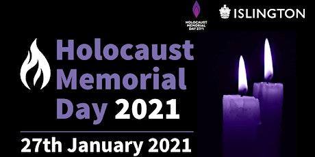 Holocaust Memorial Day - London Borough of Islington tickets