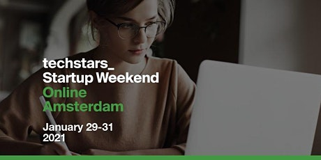 Techstars Startup Weekend Online Amsterdam 01/21 Tickets