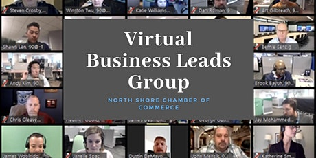 Friday, January 22nd - Virtual Business Leads Group tickets